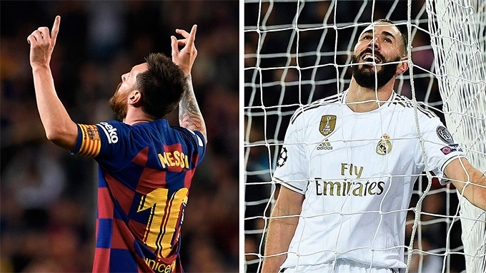 Messi đang tràn đầy cơ hội giành Pichichi mùa này