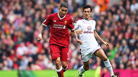 Trực tiếp Liverpool vs Burnley, 21h00 ngày 11/7