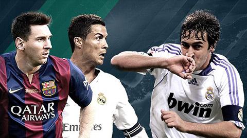 Top 7 chân sút huyền thoại của La Liga trong thế kỷ 21