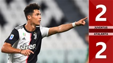 Juventus 2-2 Atalanta (Vòng 32 Serie A 2019/20)