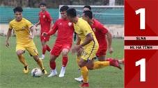 SLNA 1-1 HL Hà Tĩnh (Vòng 9 V.League 2020)