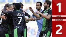 Lazio 1-2 Sassuolo (Vòng 32 Serie A 2019/20)