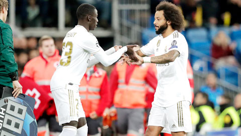 Real Madrid: Marcelo nghỉ 3 tuần, Mendy sẵn sàng thay thế