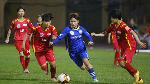Khởi tranh cúp bóng đá nữ QG năm 2020