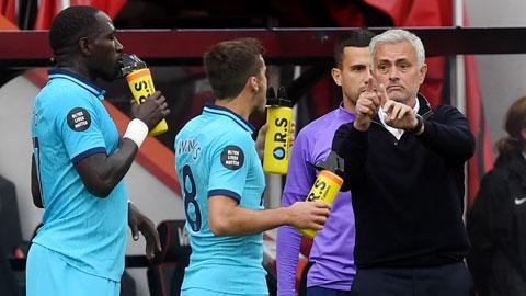 Jose Mourinho: Tôi muốn được thấy Tottenham thực sự của tôi