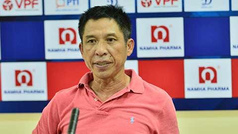 Thuyền trưởng Quảng Nam khằng định có sự thiên vị giữa sân nhà, sân khách