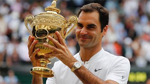 Top 10 trận thắng đáng nhớ nhất của Federer ở Wimbledon: Cột mốc vô tiền khoáng hậu