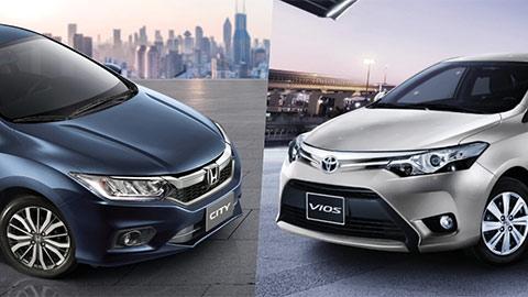Top 10 mẫu xe bán chạy nhất tháng 6/2020: Honda City bất ngờ hạ knock-out Toyota Vios giá rẻ