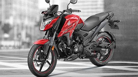 Honda X-Blade 2020 ra mắt với kiểu dáng hầm hố, giá siêu rẻ, khiến đàn anh Yamaha Exciter 150 khóc thét