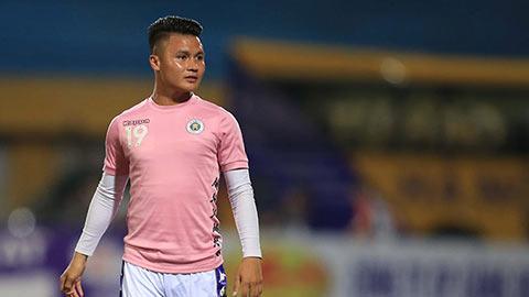Quang Hải chưa nghĩ tới sẽ bảo vệ chức vô địch cùng Hà Nội