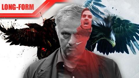 Derby Bắc London: Ưng non Arteta đấu quạ già Mourinho