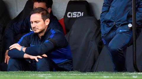 Chelsea nhận thống kê cực buồn trong trận thua Sheffield United