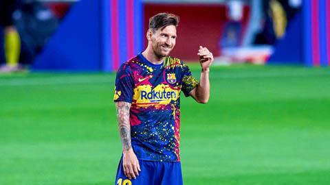 Messi đạt thành tích ghi bàn và kiến tạo hiếm có trong thế kỷ 21
