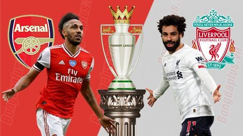 Nhận định bóng đá Arsenal vs Liverpool, 02h15 ngày 1607