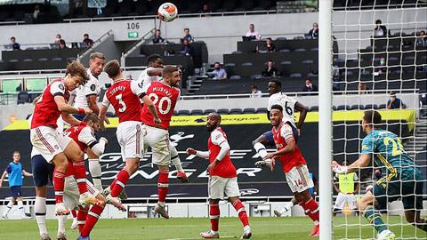 Những điều rút ra sau trận derby bắc London giữa Tottenham và Arsenal