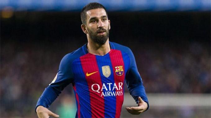 Turan đã hết hợp đồng với Barca