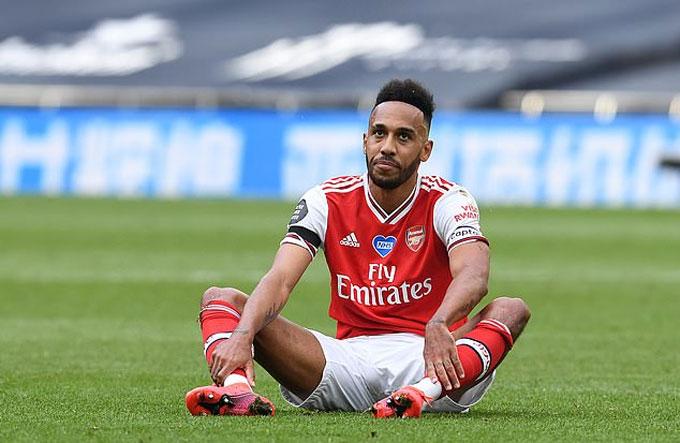 Hàng công của Arsenal đã chơi tốt trước Spurs