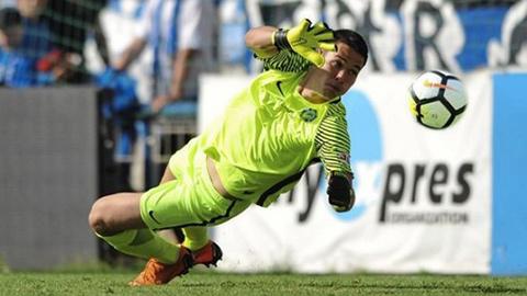 Filip Nguyễn lần đầu giành quyền dự Europa League cùng Slovan Liberec
