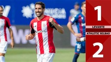 Levante 1-2 Athletic Bilbao (Vòng 36 La Liga 2019/20)