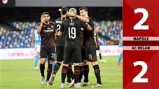 Napoli 2-2 AC Milan (Vòng 32 Serie A 2019/20)