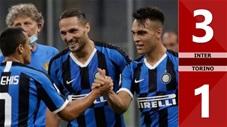 Inter 3-1 Torino (Vòng 32 Serie A 2019/20)