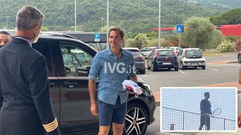 Federer dấn thân vào tâm dịch Covid-19: Vì tiền hay bắt trend? - kết quả xổ số vĩnh long