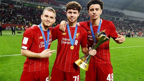 Juergen Klopp điểm tên 3 sao mai của Liverpool