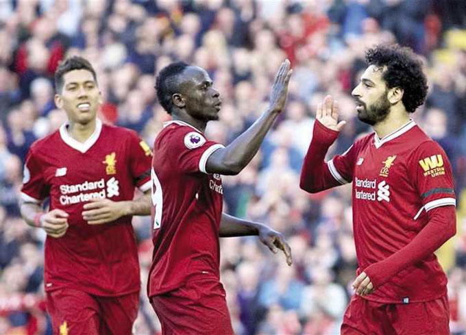 Liverpool, hình mẫu hoàn hảo cho Arsenal thời quá độ