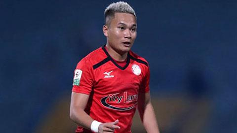 Tiền vệ Phi Sơn háo hức đối đầu với đội bóng quê hương HL Hà Tĩnh