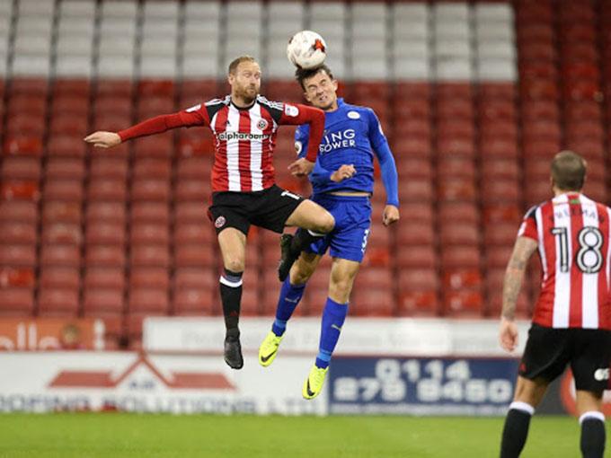 Leicester bị dự đoán sẽ mất điểm trước Sheffield United