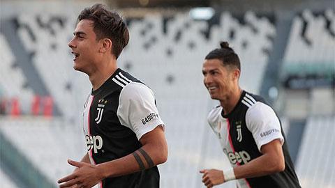 Juventus đã nhắm được thủ lĩnh mới nếu Ronaldo chia tay CLB