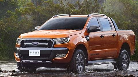 Ford Ranger giá hơn 600 triệu, đè MitsubishI Triton, Mazda BT-50 dẫn đầu phân khúc xe bán tải