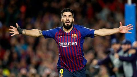 5 điều ít biết về Luis Suarez