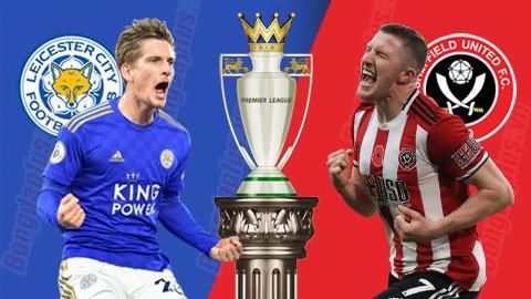 Nhận định bóng đá Leicester vs Sheffield Utd, 0h00 ngày 177: Tự trói chân nhau?