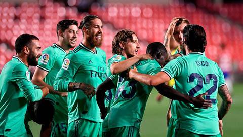 Real Madrid: Thủ chắc, công chắt chiu, tân vương sắp hiện thân