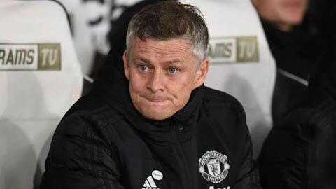 Solskjaer: 'M.U không xứng đáng giành 3 điểm trước Southampton'