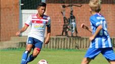 Tài năng của cầu thủ Việt kiều 16 tuổi từng khoác áo U15 Đức
