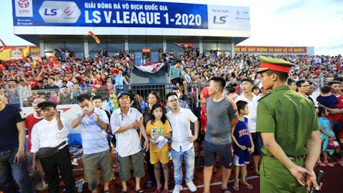 V.League: Khi trái bóng không chỉ nằm trên sân