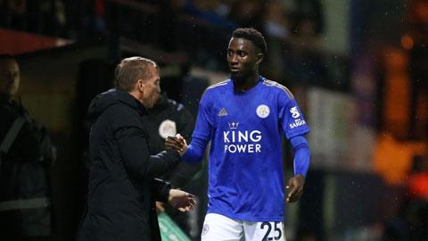 Tầm quan trọng của Ndidi đối với Leicester giai đoạn đầu mùa không khác gì Kante trước đây