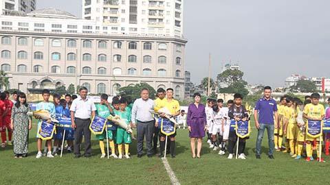 Vòng loại giải U13 QG: Juventus Việt Nam trình làng