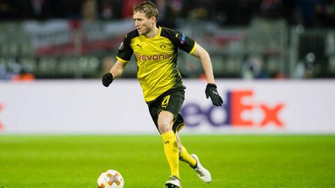 Schuerrle rời Dortmund sau 4 năm gắn bó