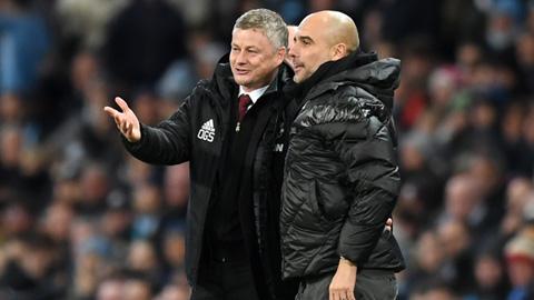 Khác Mourinho và Klopp, Solskjaer bàng quan trước việc Man City thoát án