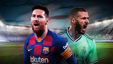 Messi hay Benzema là ông vua đích thực ở La Liga mùa này?