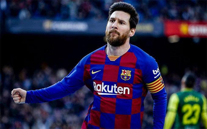 Messi đang dẫn đầu danh sách ghi bàn và kiến tạo ở La Liga mùa này
