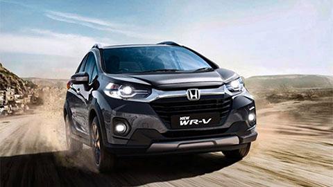 Honda WR-V 2020 phiên bản nâng cấp, giá hơn 200 triệu, đấu Hyundai Kona, Ford EcoSport