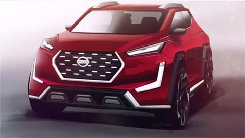 Hyundai Kona, Ford EcoSport sắp có thêm đối thủ siêu đẹp, giá 160 triệu đồng từ Nissan