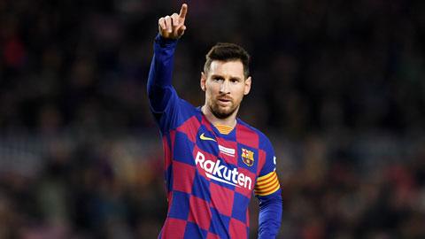 Messi dẫn đầu top 10 máy săn bàn hiệu quả nhất từ đầu thế kỷ 21