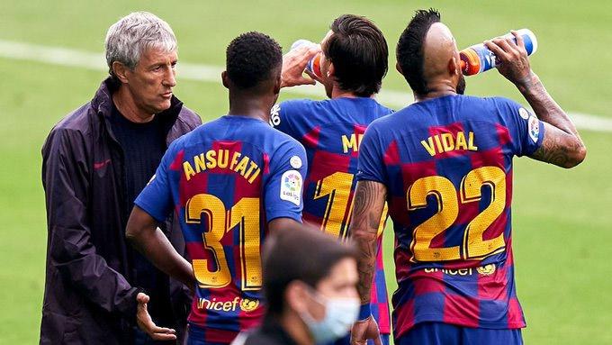 Vì sao Barca hụt hơi trước Real trong cuộc đua vô địch La Liga?
