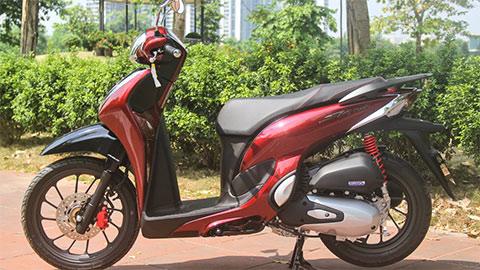 Honda SH Mode 2020 ra mắt tại Việt Nam với thiết kế siêu đẹp, giá bán hấp dẫn 'đấu' Piaggio Liberty