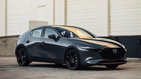 Mazda 3 Turbo 2021 đẹp mê ly, giá hơn 500 triệu mạnh hơn cả Honda Civic Type R, đe Kia Cerato